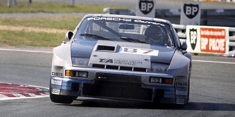 BF Goodrich 924 GTR at Le Mans