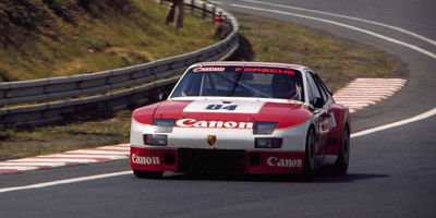Richard Lloyd 924 GTR at Le Mans